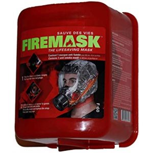 Masque de protection ''FireMask''