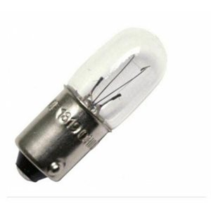 Ampoule 6.3 volts 0.9 amp. simple contact bayonet